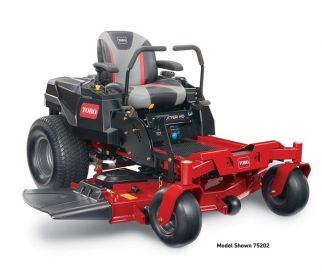 POWER_EQUIPMENT TORO ZERO_TURN_MOWERS TIMECUTTER_HD MODEL_75201_MODEL