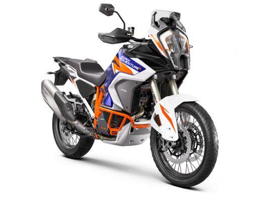 MOTORCYCLES KTM ADVENTURE MY21 1290ADV_R 370542_MY21KTM1290SUPERADVENTURER-Front-Right