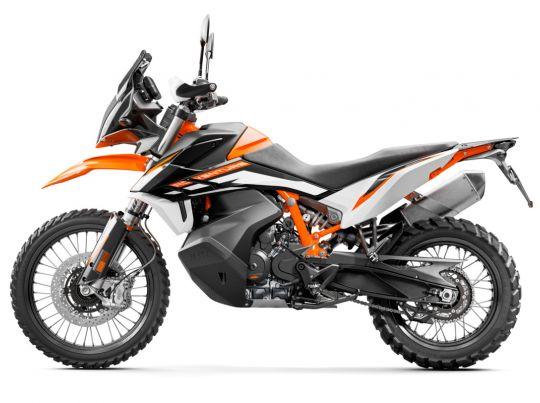 MOTORCYCLES KTM ADVENTURE MY21 890ADV_R 349177_890RAdventureMY2190-LeftMY21KTM890ADVENTUREModelRange-Studio