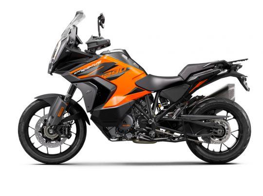 MOTORCYCLES KTM ADVENTURE MY21 1290ADV_S 370750_MY21KTM1290SUPERADVENTURES-90-Left