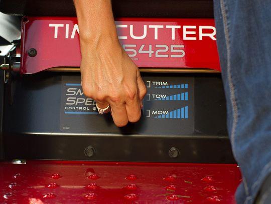 POWER_EQUIPMENT TORO ZERO_TURN_MOWERS TIMECUTTER_HD SMART_SPEED_CONTROL