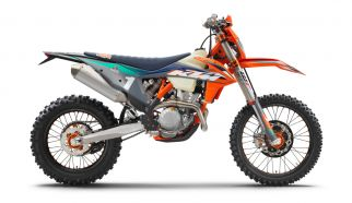 MOTORCYCLES KTM ENDURO MY21 WESS_EDITION 357366_MY21KTM350EXC-FWESS90deriMY2021