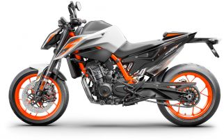 MOTORCYCLES KTM STREET MY20 890DUKER MODEL_MY20_890DUKER_SIDE