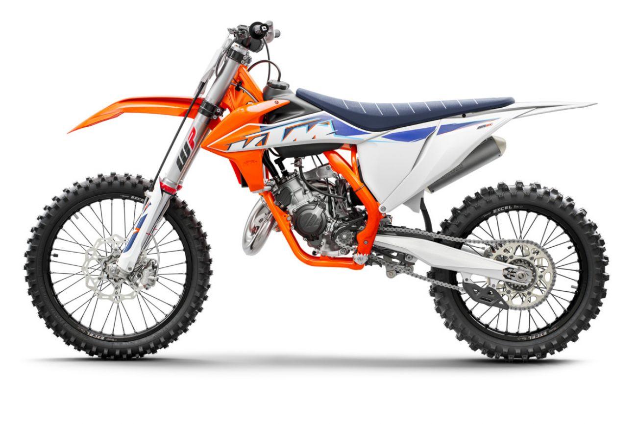 MOTORCYCLES KTM MOTOCROSS MY22 377753_125SXMY2290-left