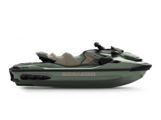 WATERSPORTS SEA-DOO_IMAGERY TOURING MY22 300LTD SEA-MY22-GTX-LTD-withoutSS-300W-Metallic-Sage-SKU00014NA00-Studio-RSide-NA-3300x2475