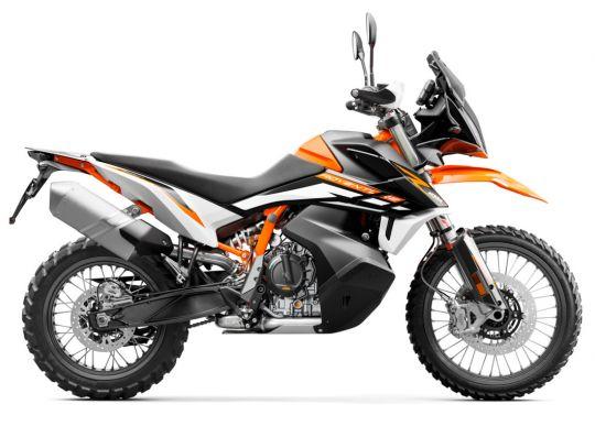 MOTORCYCLES KTM ADVENTURE MY21 890ADV_R 349178_890RAdventureMY2190-RightMY21KTM890ADVENTUREModelRange-Studio