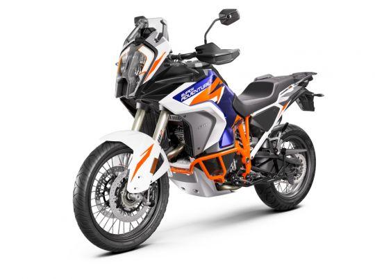 MOTORCYCLES KTM ADVENTURE MY21 1290ADV_R 370541_MY21KTM1290SUPERADVENTURER-Front-Left