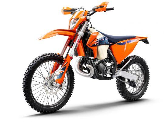 MOTORCYCLES KTM ENDURO MY22 378274_150EXCTPIMY22Front-Left