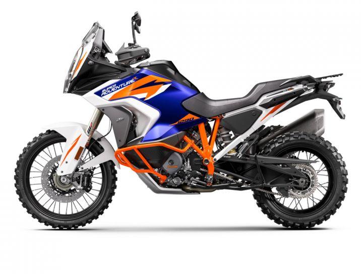 MOTORCYCLES KTM ADVENTURE MY21 1290ADV_R 370545_MY21KTM1290SUPERADVENTURER-90-Left-OTspec