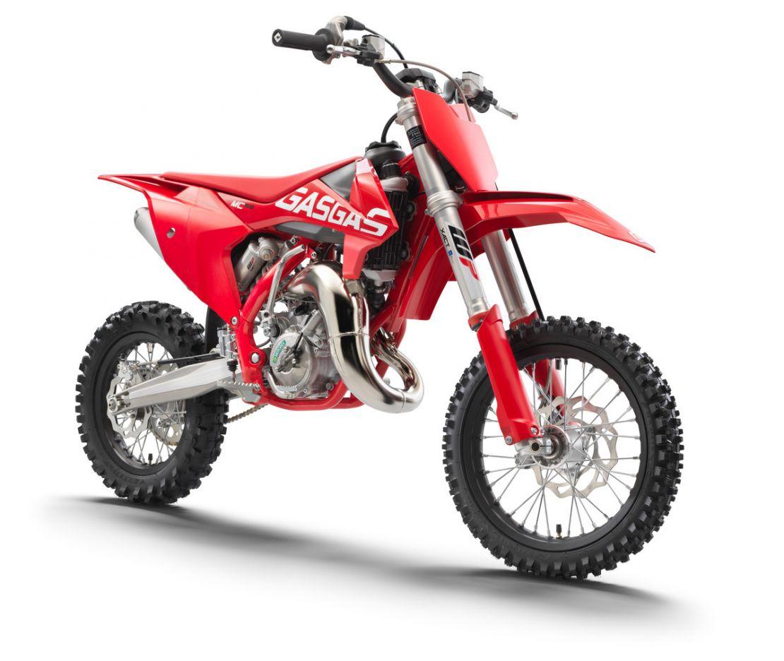 MOTORCYCLES GasGas MY21 MINI_BIKES MC_65 2707_MC65ri_frontMY2021