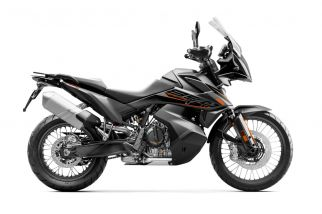 MOTORCYCLES KTM ADVENTURE MY21 890ADV 349184_890AdventureGREYMY2190-RightMY21KTM890ADVENTUREModelRange-Studio