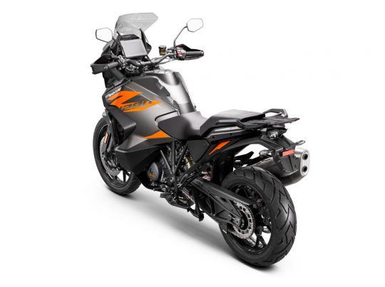 MOTORCYCLES KTM ADVENTURE MY21 1290ADV_S 370748_MY21KTM1290SUPERADVENTURES-Rear-Left