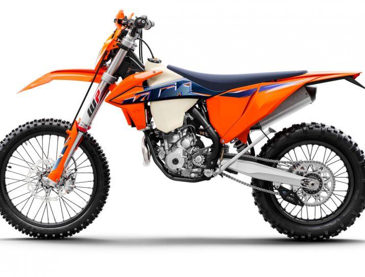 MOTORCYCLES KTM ENDURO MY22 378288_350EXC-FMY2290-Left