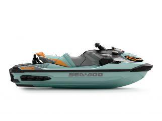 WATERSPORTS SEA-DOO_IMAGERY TOW_SPORT MY22 SEA-MY22-WAKE-PRO-SS-230-Neo-Mint-SKU00013NC00-Studio-RSide-NA-3300x2475