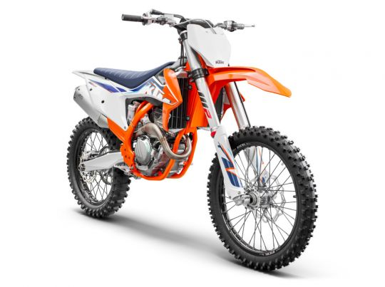MOTORCYCLES KTM MOTOCROSS MY22 377765_250SX-FMY22Front-right