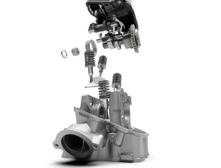 MOTORCYCLES KTM MOTOCROSS MY20 2020_450SXF MODEL_MY19-20_450SXF__CYLINDERHEAD_NP