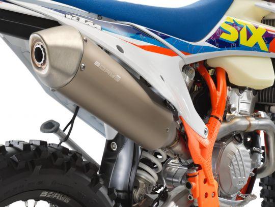 MOTORCYCLES KTM ENDURO MY22 386964_350EXC-FSixDays_Exhaust_MY22