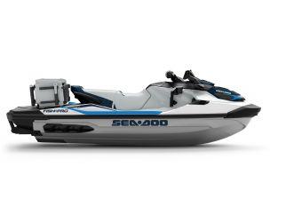 WATERSPORTS SEA-DOO_IMAGERY SPORT_FISHING MY22 SEA-MY22-FISH-STD-withoutSS-170W-Bright-White-SKU00018NA00-Studio-RSide-NA-3550x2475