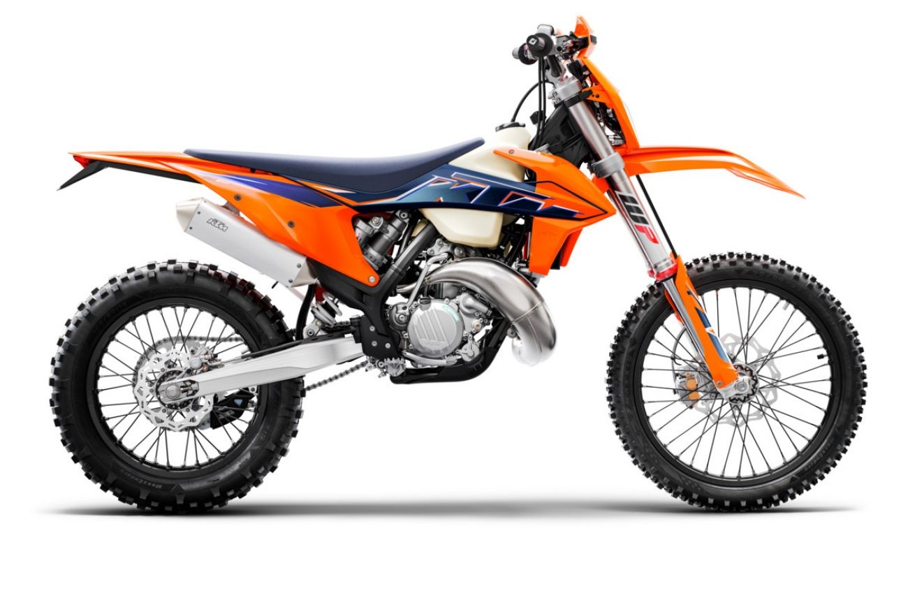 MOTORCYCLES KTM ENDURO MY22 378273_150EXCTPIMY2290-Right