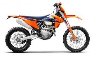 MOTORCYCLES KTM ENDURO MY22 378289_350EXC-FMY2290-Right