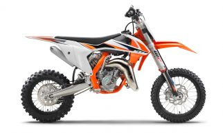 MOTORCYCLES KTM MINICYCLE MY21 65SX_2