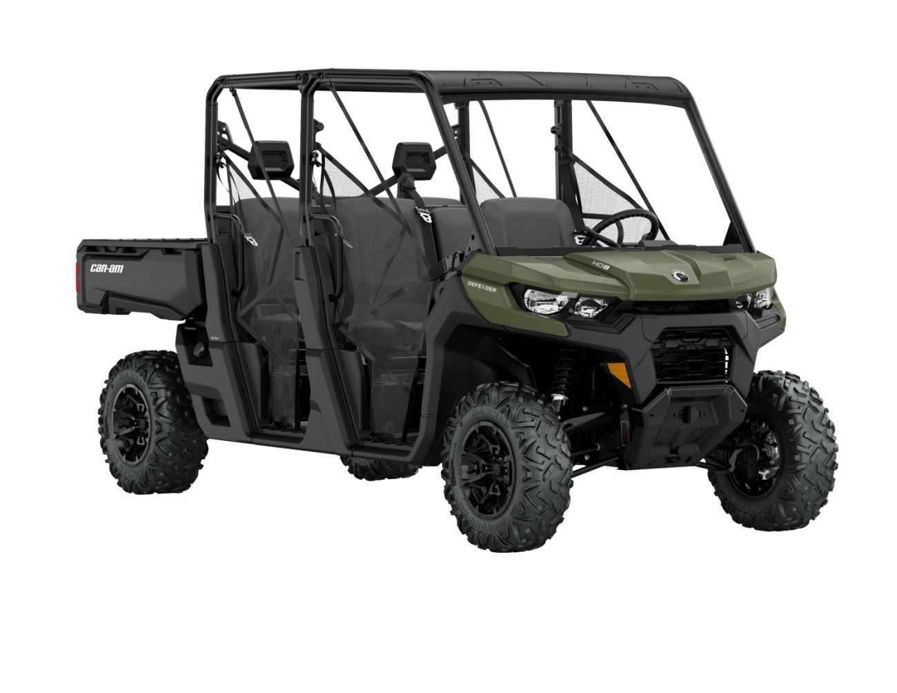 POWERSPORTS CANAM ORV_IMAGERY DEFENDER MY20_DefenderMax_DPS_HD8_Squad_040619081444_lowres