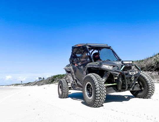 Cairns to Cape York in a Polaris RZR