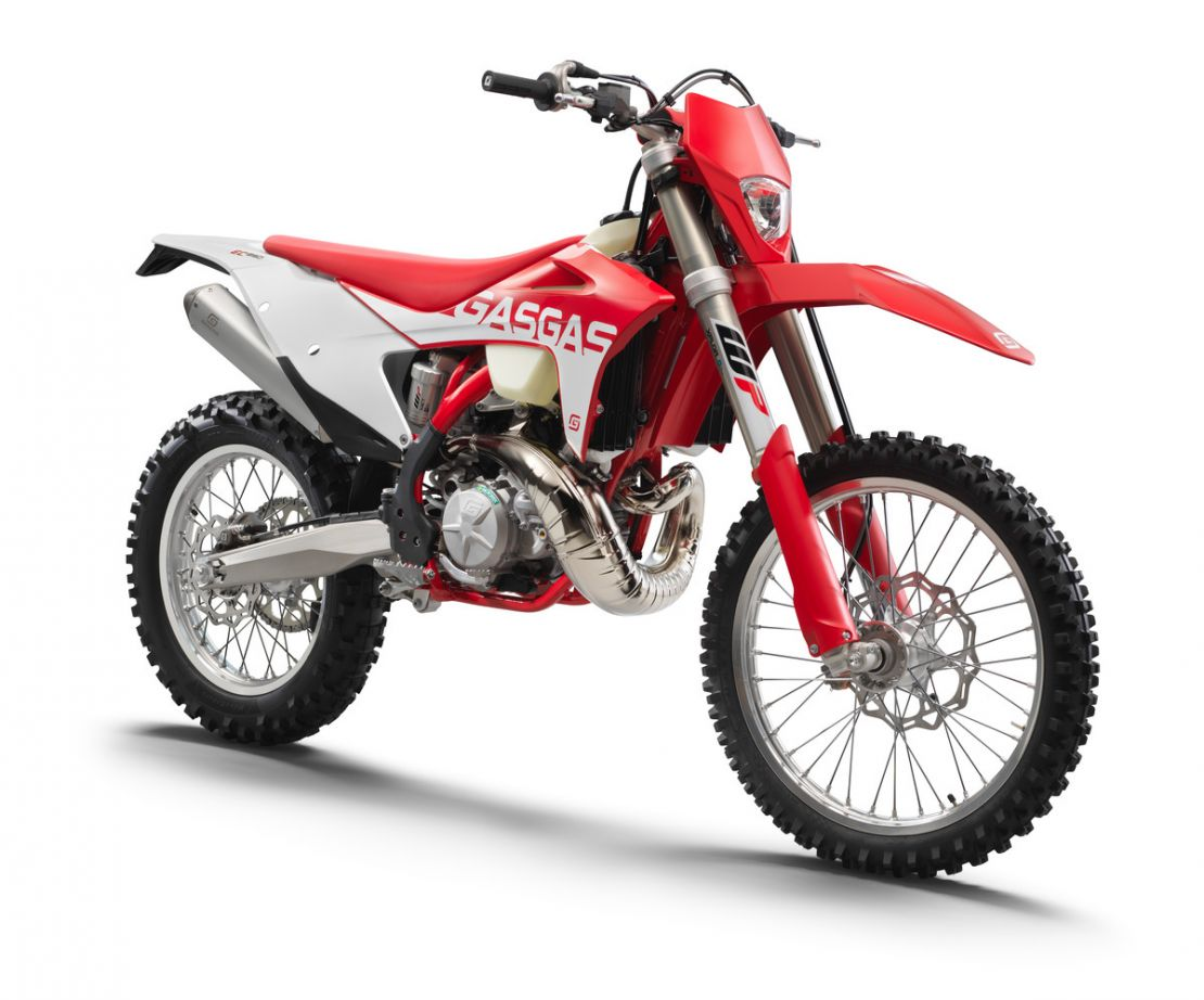 MOTORCYCLES GasGas MY21 ENDURO EC_250 3194_EC250frontri_MY2021