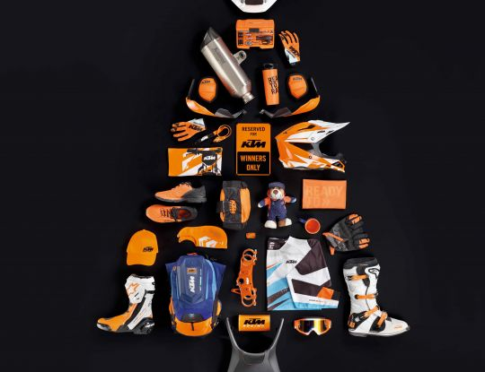 Top 10 Christmas Gift Ideas for the KTM Enthusiast