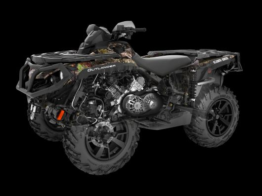 POWERSPORTS CANAM TECHNICAL_IMAGERY OUTLANDER_ENGINE
