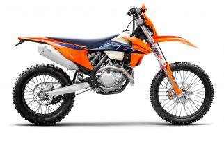 MOTORCYCLES KTM ENDURO MY22 378297_500EXC-FMY2290-Right