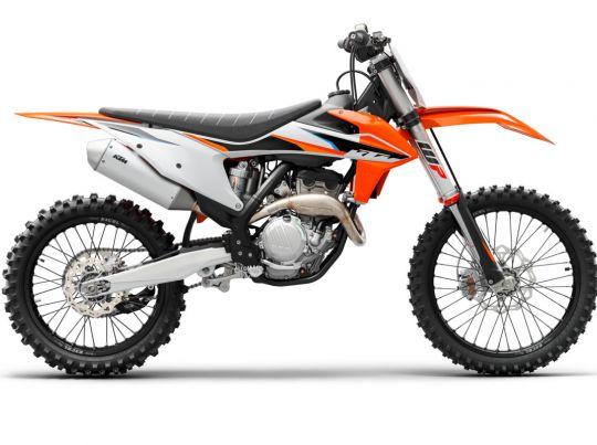 MOTORCYCLES KTM MOTOCROSS MY21 250SXF_2