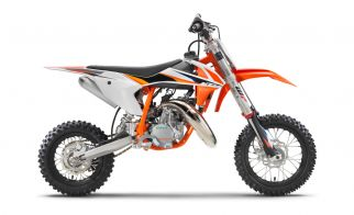 MOTORCYCLES KTM MINICYCLE MY21 50sx1-2