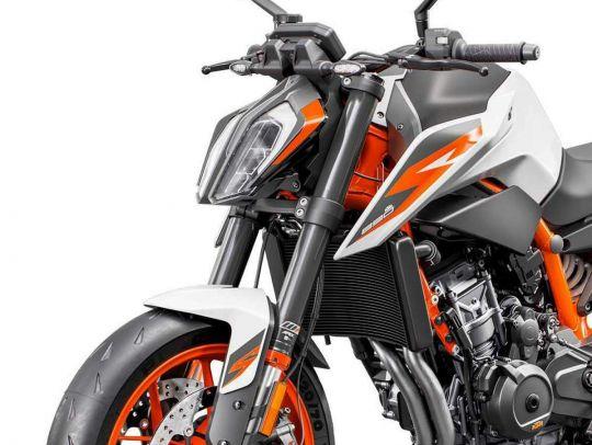 MOTORCYCLES KTM STREET MY20 890DUKER MODEL_MY20_890DUKER_FRONTLEFT