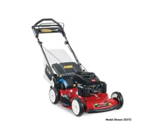 """Toro 22"""" Personal Pace Electric Start"""