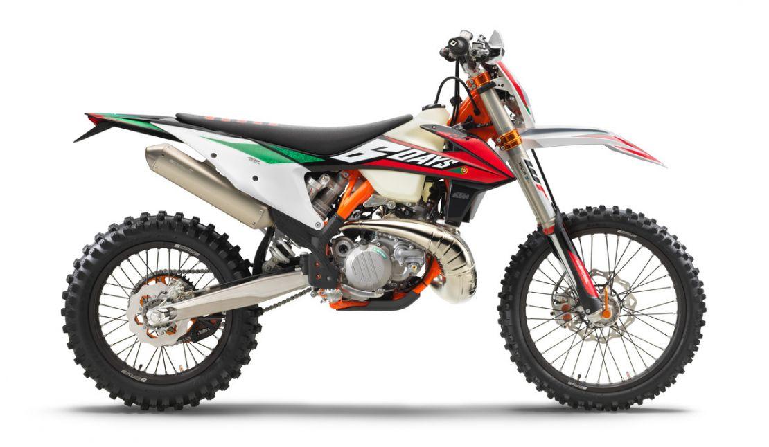 2020 KTM 300 EXC TPI 6 DAYS