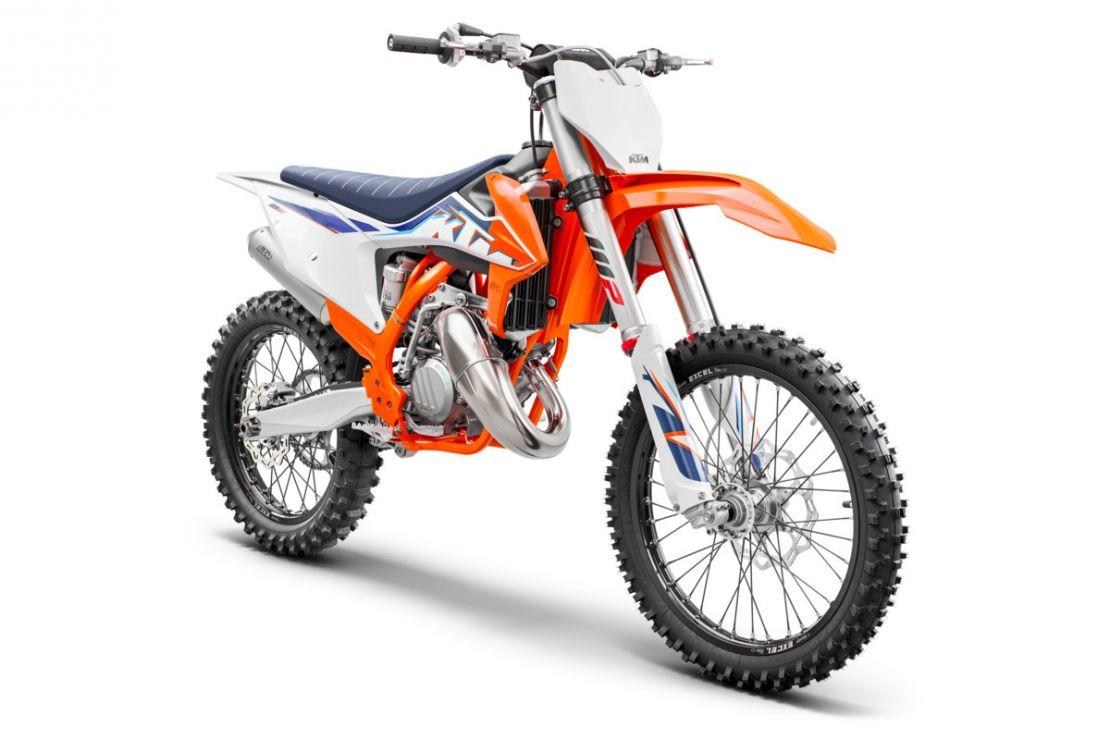 MOTORCYCLES KTM MOTOCROSS MY22 377756_125SXMY22Front-right