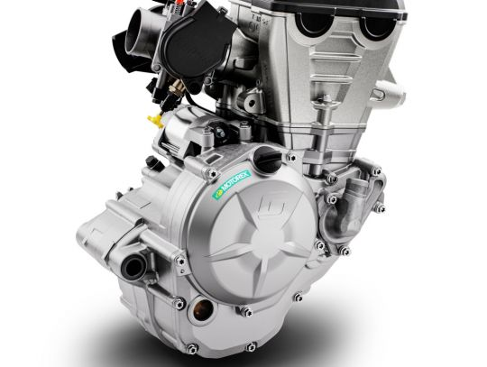 MOTORCYCLES GasGas MY21 ENDURO EC_250F 3127_EC250F_Engine_Right