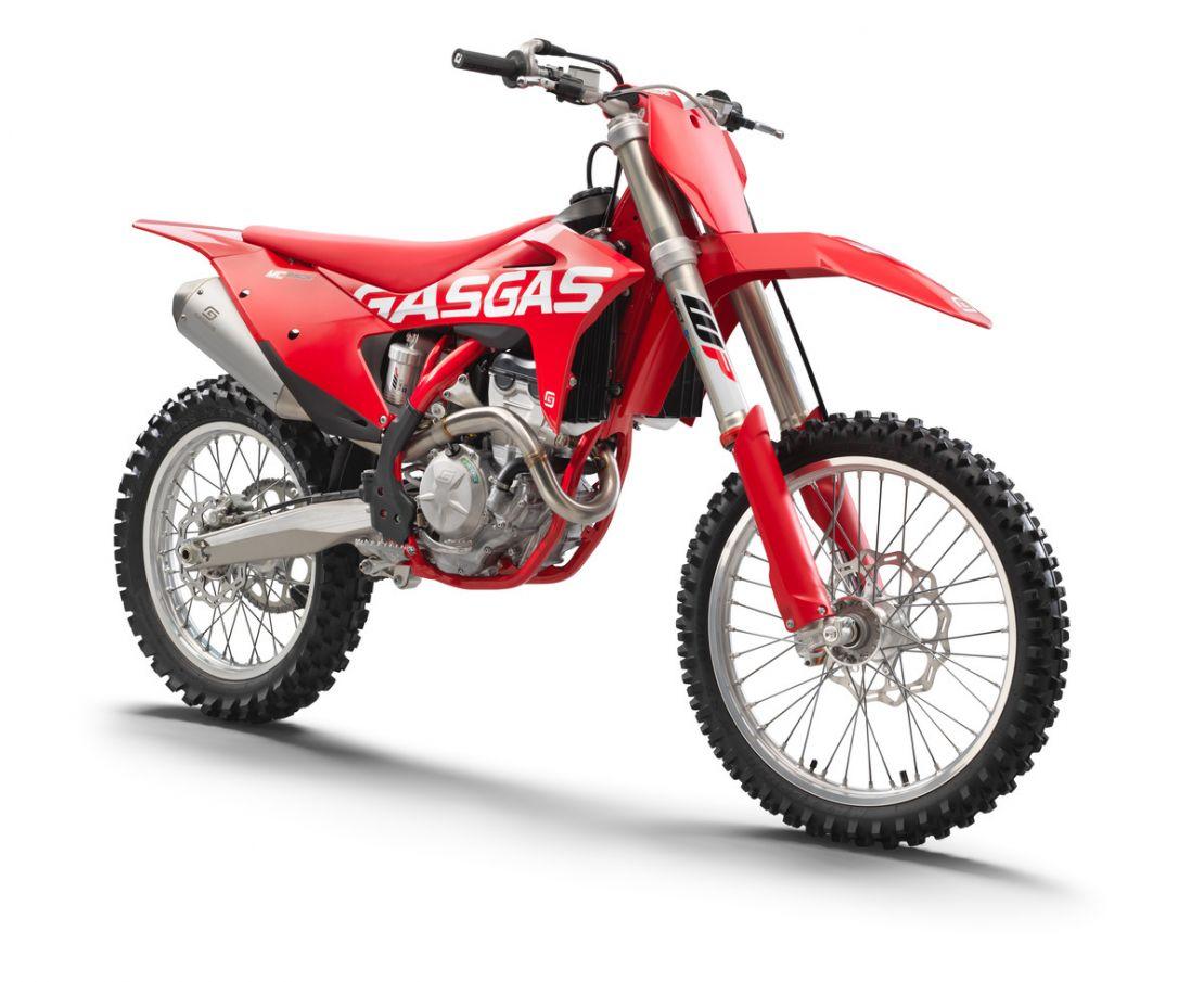 MOTORCYCLES GasGas MY21 MOTOCROSS MC_250F 3242_MC250Ffront ri_MY2021