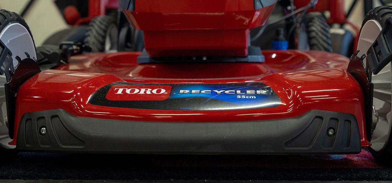 Toro Ride On Lawn Mower