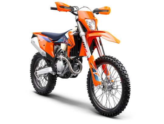 MOTORCYCLES KTM ENDURO MY22 378291_350EXC-FMY22Front-Right