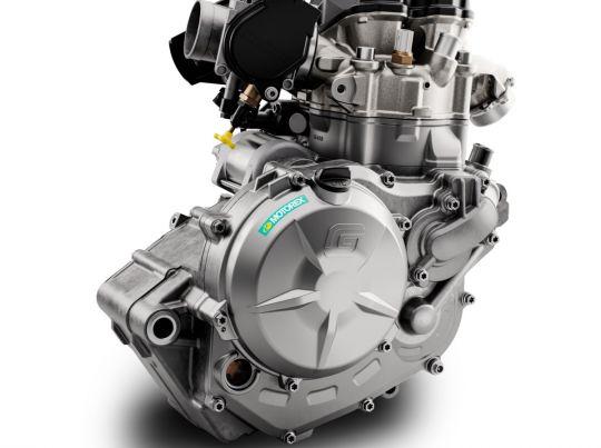 MOTORCYCLES GasGas MY21 MOTOCROSS MC_450F 3119_MC450F_Engine_Right