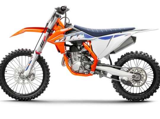 MOTORCYCLES KTM MOTOCROSS MY22 377774_450SX-FMY2290-left