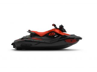 WATERSPORTS SEA-DOO_IMAGERY REC_LITE MY22 SEA-MY22-SPARK-2up-IBR-TRIXX-SS-90-Can-Am-Red-SKU00065NE00-Studio-RSide-NA-3300x2475