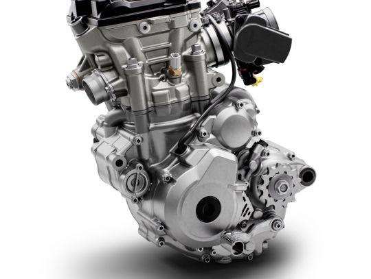 MOTORCYCLES GasGas MY21 ENDURO EC_250F 3126_EC250F_Engine_Left