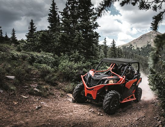 Sutto's Welcome Can-Am and Sea-Doo to the family!