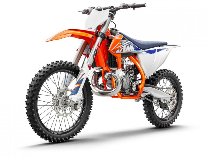 MOTORCYCLES KTM MOTOCROSS MY22 377769_250SXMY22Front-left