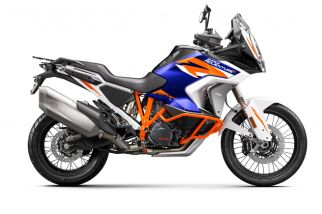 MOTORCYCLES KTM ADVENTURE MY21 1290ADV_R 370540_MY21KTM1290SUPERADVENTURER-90-Right