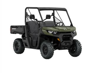 POWERSPORTS CANAM ORV_IMAGERY DEFENDER MY20_Defender_Base_HD8_Squadro_040619073639_lowres