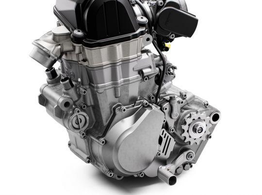MOTORCYCLES GasGas MY21 MOTOCROSS MC_450F 3118_MC450F_Engine_Left